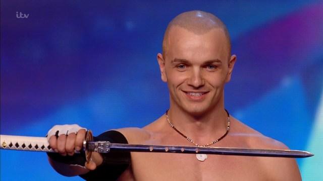 Alex Magala – Britain's Got Talent 2016 Audition