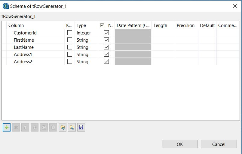 How to create random test data in Talend - TalendHowTo