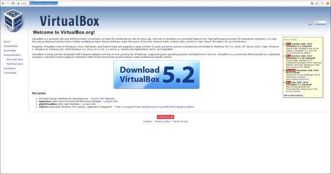 Hadoop VirtualBox