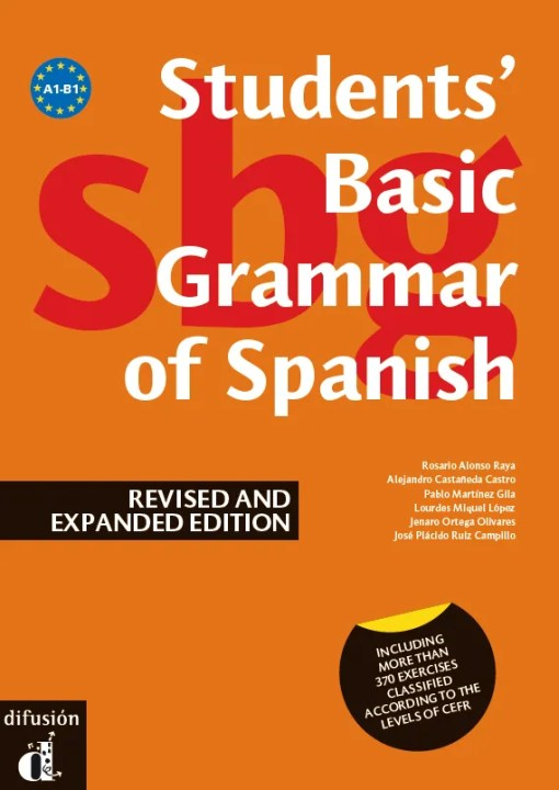 Students basic grammar of spanish