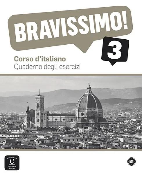 Bravissimo! 3 Werkboek Italiaans B1