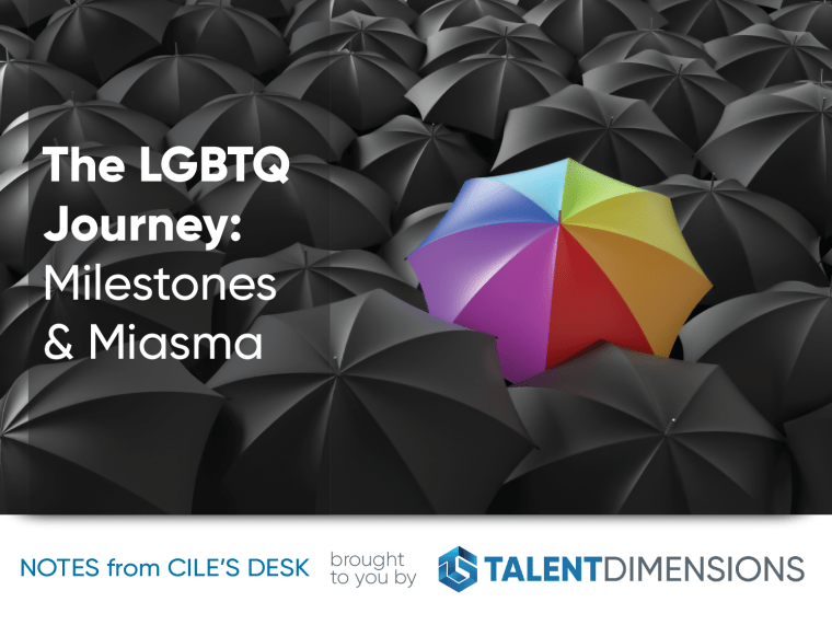 The LGBTQ Journey: Milestones and Miasma