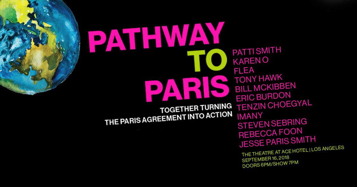 Pathway to Paris
