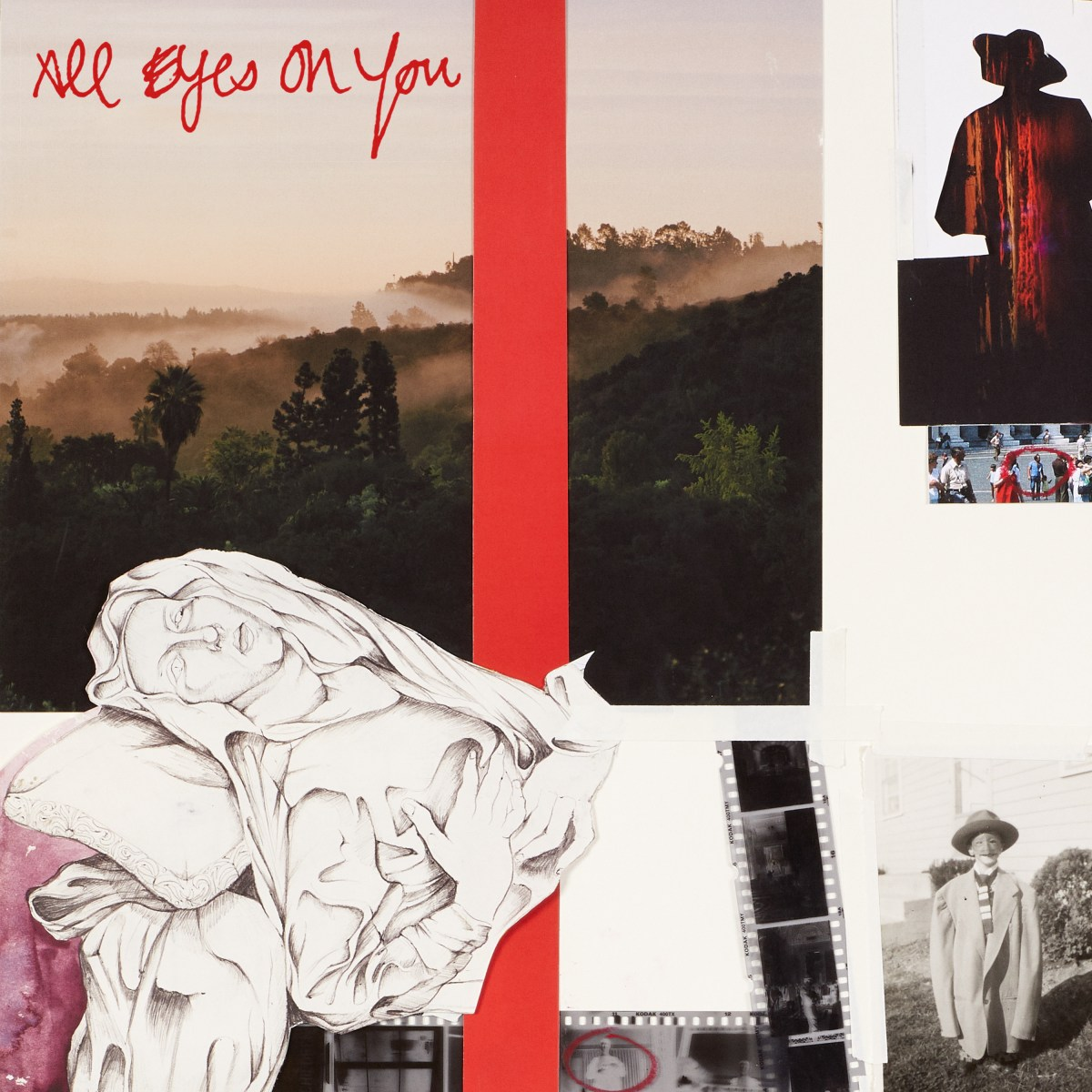 All Eyes on You Single Art