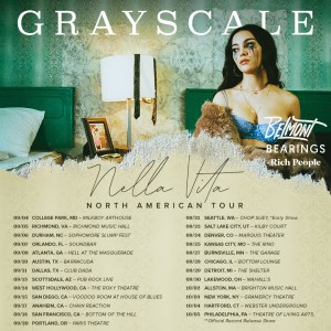 Grayscale on tour
