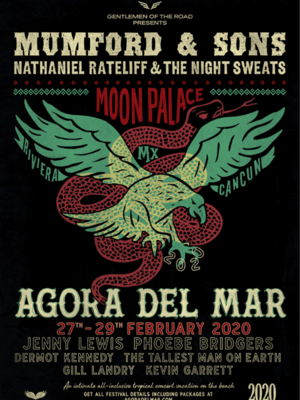 Mumford and Sons - Agora Del Mar Festival