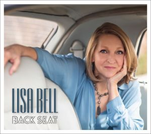 Lisa Bell - Back Seat Album Cover