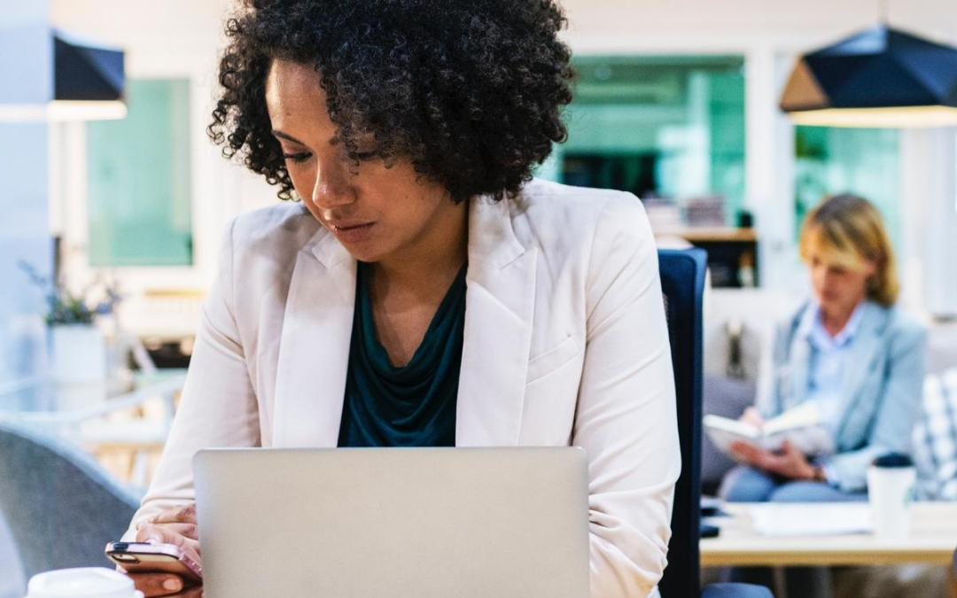 The challenges of being a woman at work