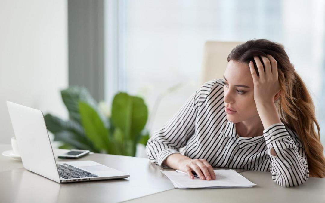 What the law says about poor performance in the workplace