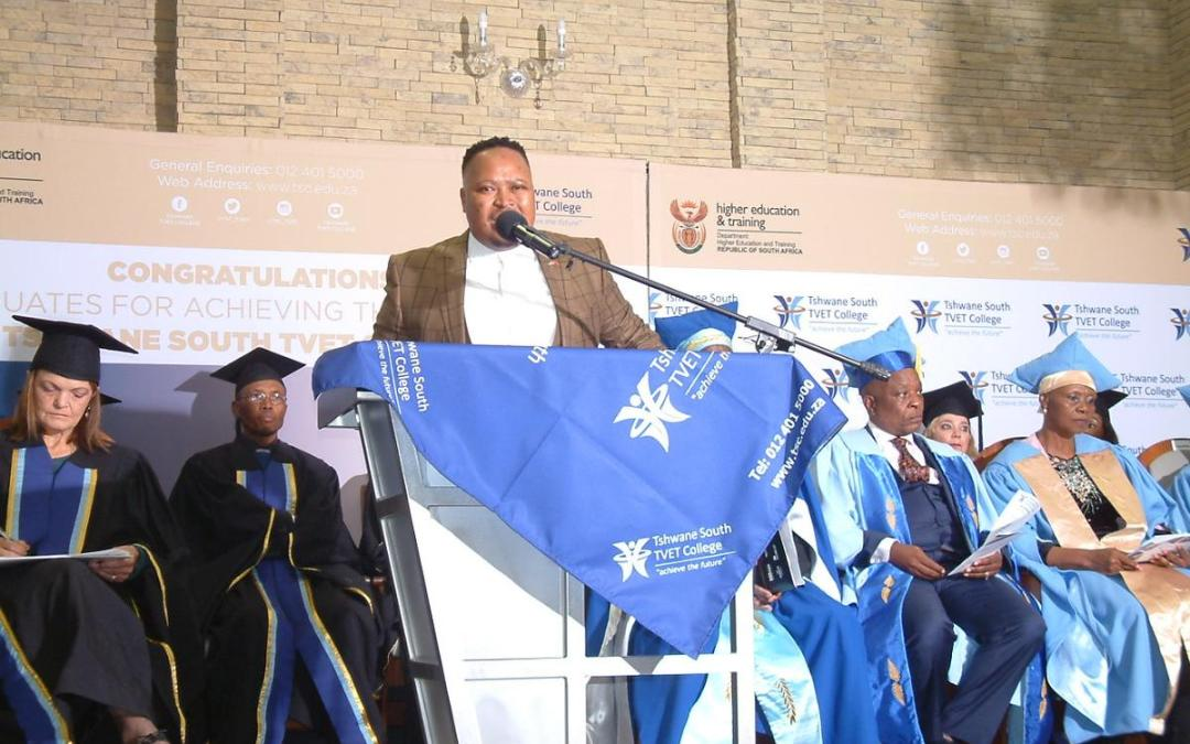 Professor Fikeni issues call for selfless service and leadership