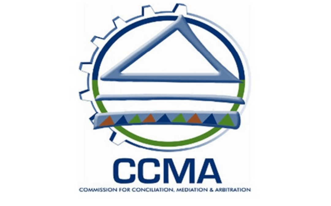 Even CCMA commissioners can be disciplined