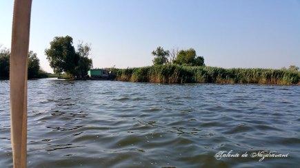 Delta Dunării pescari