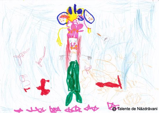 Desen - Eu când voi fi mare