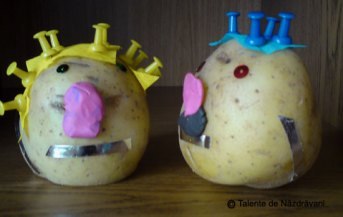 Domnul și Doamna Cartof
