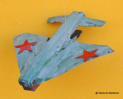 Andrei H., Bucureşti Avion de vânătoare