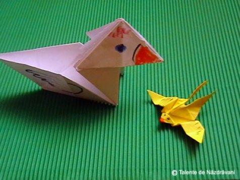 pui origami