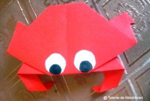 Crab. Idei creative