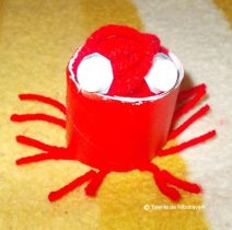 Crab. Idei creative