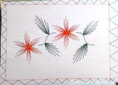 Cusături - string art