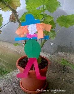 Anastasia S., Arad, 6 ani (clasa I)