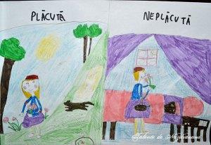 Sara Fabiana Andreia C., 8 ani, Moisei
