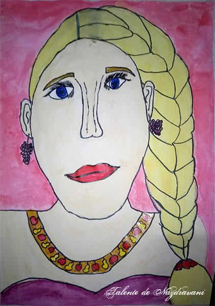 Sara Fabiana Andreia C., 11 ani, Moisei - Maramures