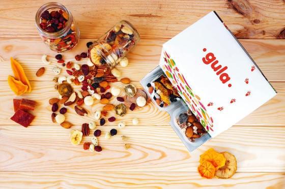 Gula box, box gourmande pour snacks sainss. Idées de cadeaux immatériels de dernière minute⎟Talented Girls, conseils business et ondes positives pour les femmes entrepreneures !