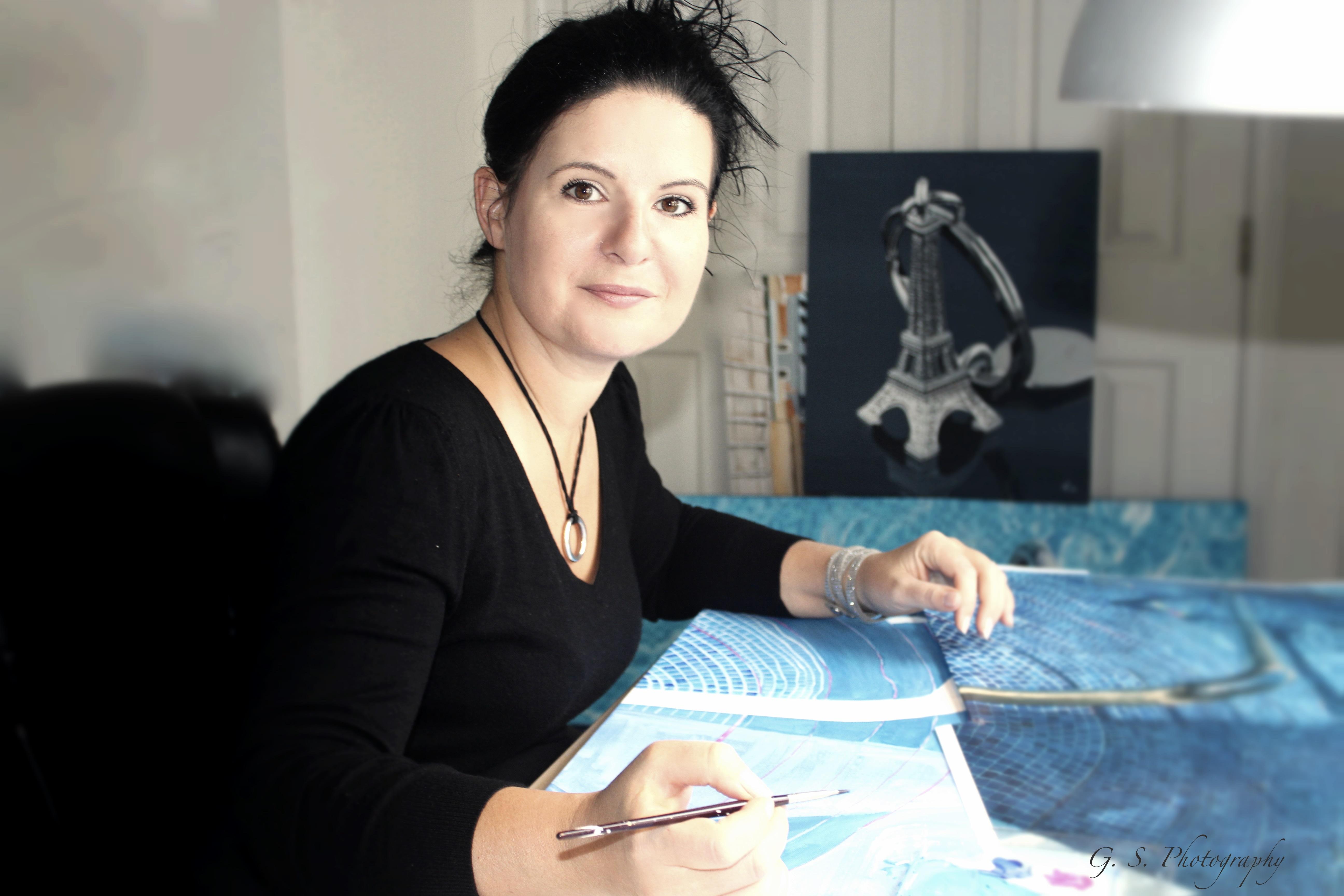 Découvrez l'histoire de Laurence de Valmy , artiste peintre à New York sur le blog⎟ Talented Girls, conseils business et ondes positives pour les femmes entrepreneures ! www.talentedgirls.fr