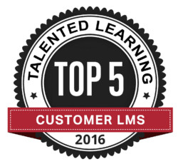 Best Customer LMS 2016