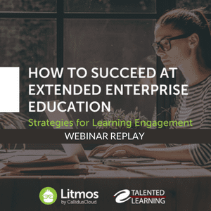 Webinar Replay: How to Succeed at Extended Enterprise Education - with independent LMS analyst John Leh