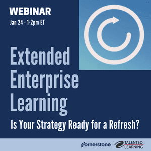 Webinar: Is Your Extended Enterprise LMS ready for a refresh? Join learning tech analyst John Leh Jan 24, 2018