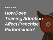 PODCAST - How does franchise training adoption affect business performance? Learn from Hooters, as learning leader Trista Kimber joins LMS tech analyst John Leh on the Talented Learning Show!