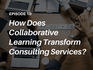 How is collaborative learning transforming nonprofit leadership development? Listen to the Talented Learning Show podcast with independent learning technology analyst John Leh and nonprofit management consultant Meera Chary of The Bridgespan Group