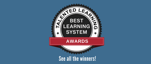 Extended Enterprise LMS Awards - Talented Learning Research and Consulting - See all the winners!