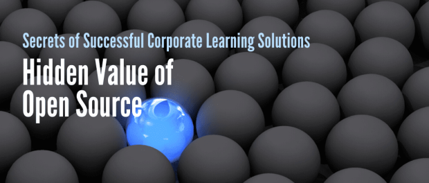 Register for our December Webinar: Secrets of Successful Corporate Learning Solutions - The Hidden Value of Open Source Webinar