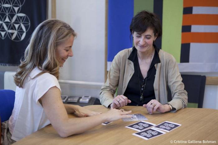 Roberta Licini Francesca De Ponti @Cristina Galliena Bohman