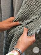 La mia manista preferita, Ottavia Borella con la coperta Nodo