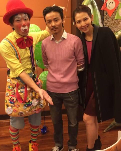 小丑,生日會
