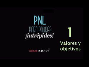 PNL Para Padres (intrépidos). Capítulo Nº 1: Valores Y Objetivos