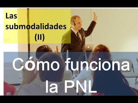 Conceptos Básicos De La PNL (Capítulo VI): Las Submodalidades II