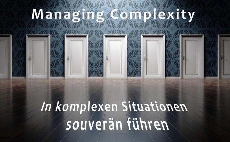 Komplexitätskompetenz Seminar | talentkraftwerk.de