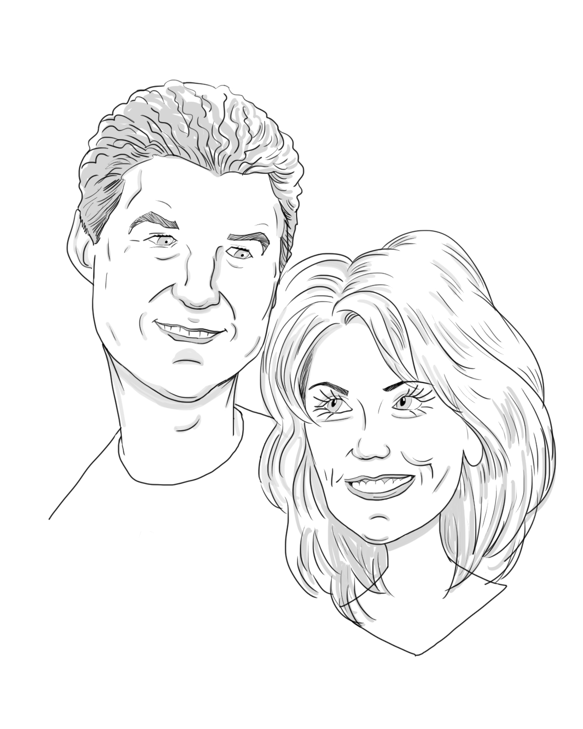 Caricature Artist Pittsburgh