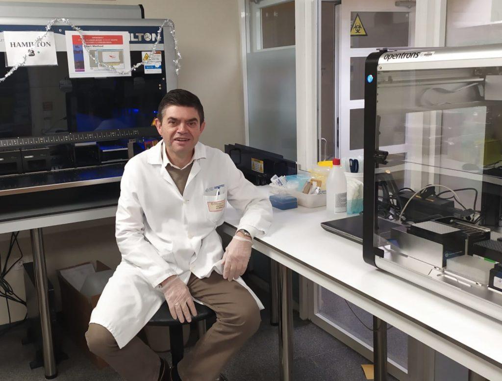 Innova MicroLab, tecnoloxía de vangarda para a detección temperá das enfermidades infecciosas