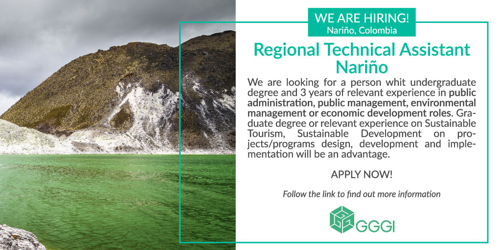 Regional Technical Assistant, Narino