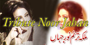 Tribute Noor jahan