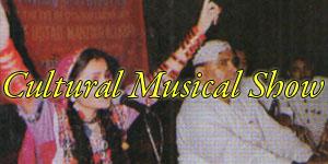 Cultural Music Show