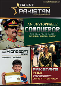 Talent Pakistan Magazine