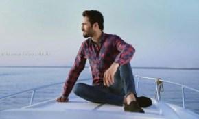 Hyder Ulma pakistani male model