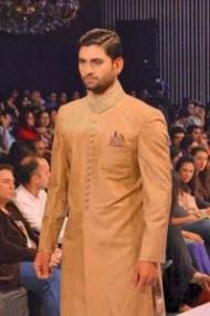 Rafay Mughal pakistani male model