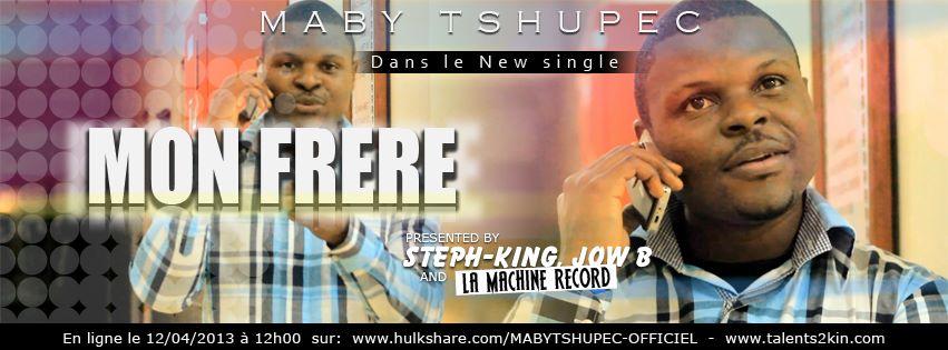 MABY TSHUPEC - Mon frere